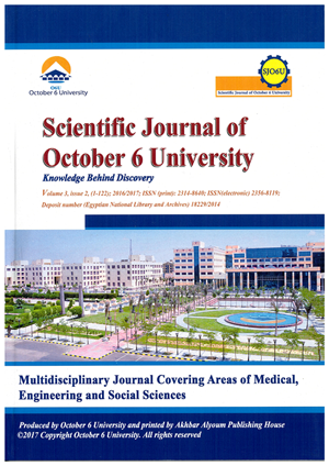 Scientific Journal of October 6 University